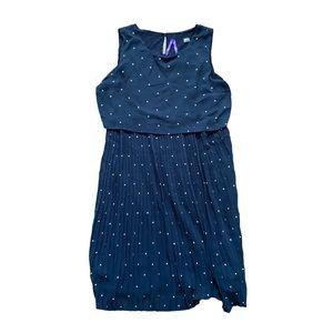 Seraphine nursing and maternity dress